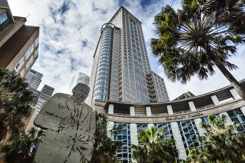 2015 Performance Award Winner: Chifley Tower