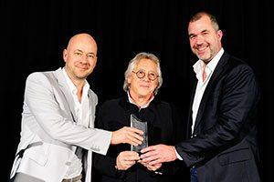 Patrick Meijers, Architect Partner, Orange Architects; Jeroen Schipper, Architect Partner, Orange Architects